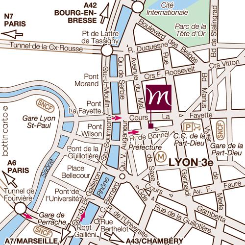 Lyon destination incontournable avec les hôtels du groupe Accor